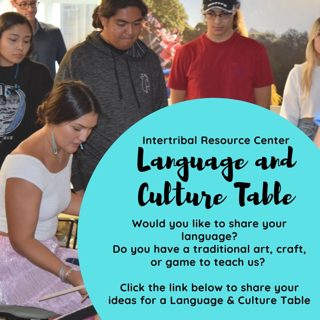 Language and Culture Table